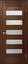 Двері міжкімнатні Колекції Мегаполіс Рим зі склом Оміс