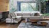 Модульний диван з регульованим підголівником GAME фабрика ALBERTA (Італія), фото 9