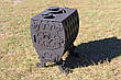 """Буржуйка """"Фаберже"""" с конвекцией + вторичный дожиг печных газов, сталь 4 мм, фото 6"""