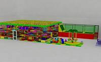 Детский лабиринт 11х12х3.5, фото 1