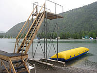 """Водная катапульта """"Блоб"""" 10 метров, фото 1"""