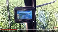 Видео отзыв: МТЗ 82.1 с навигатором HEXAGON в паре с опрыскивателем ОП-2000