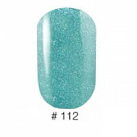 Лак для ногтей Naomi № 112, 12 мл