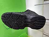 Жіночі зимові черевики Fila MB Mesh Black Leather, фото 5