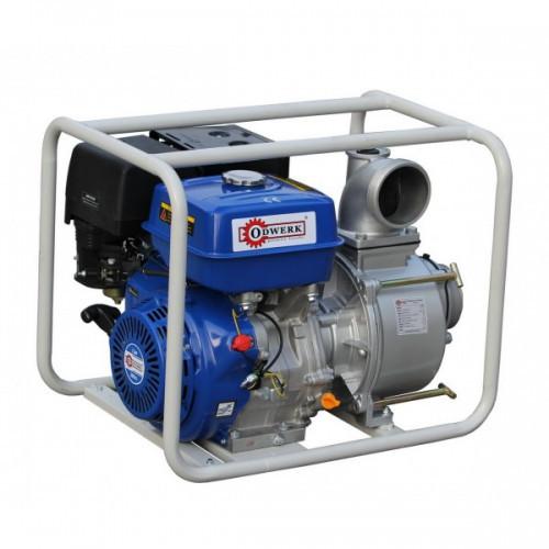 Купить Мотопомпа для грязной воды Odwerk GTP100A