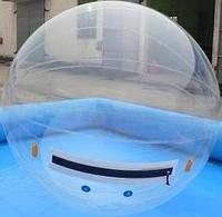 """Водный шар """"Прозрачный"""" 2 м, фото 1"""