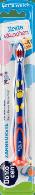 Детская зубная щетка Dontodent экстра мягкая (от 0 до 3 лет) с присоской