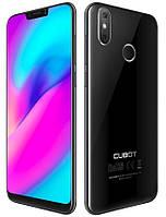Смартфон Cubot P20 черный (экран 6,18 дюймов, памяти 4/64, акб 4000 мАч)