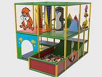 Детский игровой лабиринт ЛК-9.34