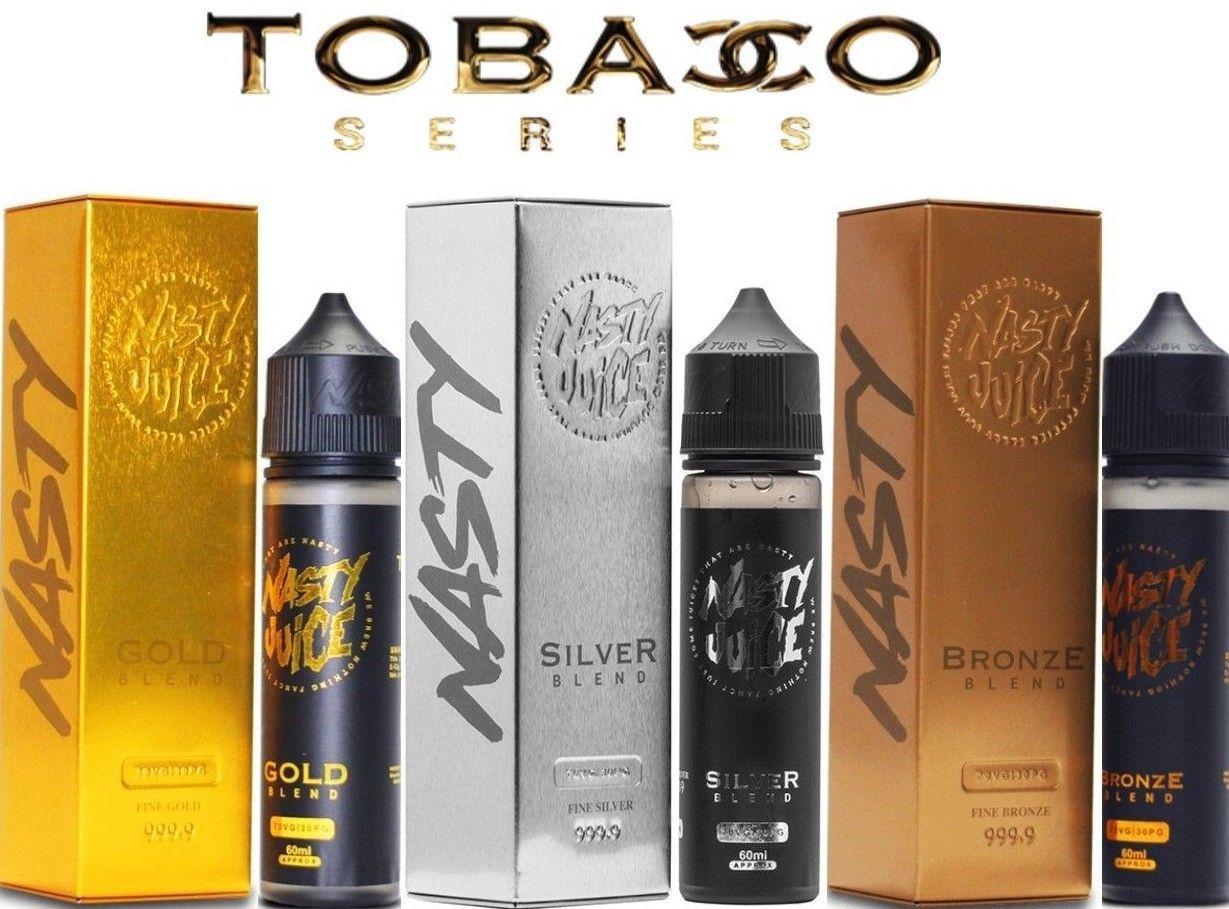 Жидкость для электронных сигарет Nasty tobacco 60ml