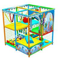 """Детский игровой лабиринт """"Атлантика"""", 2*2 клетки, фото 1"""