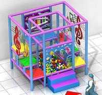 Небольшой детский лабиринт для дома и кафе 51980, фото 1