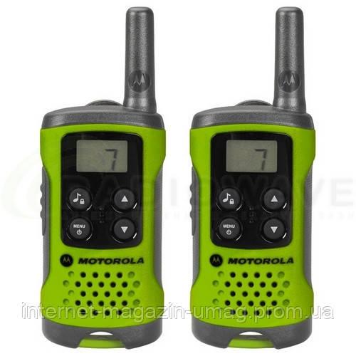Рации Motorola TLKR-T41 GREEN TWIN PACK ( BP )
