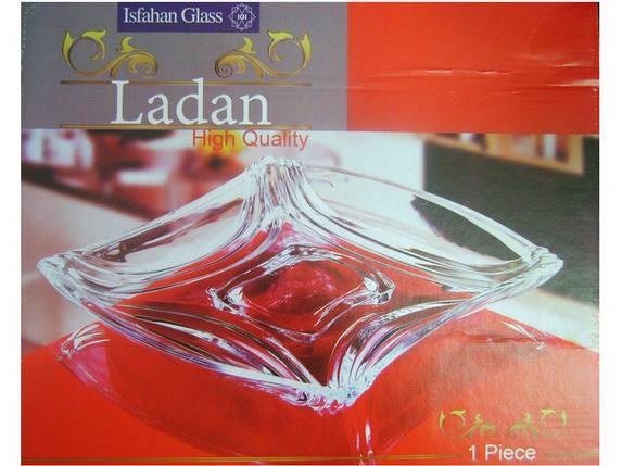 Блюдо квадратное Isfahan Ladan 38 см , фото 2