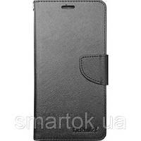 Book Cover Goospery Xiaomi Redmi 4 Prime Black чехол книжка
