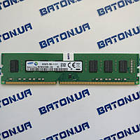Оперативная память Samsung DDR3 8Gb 1600MHz PC3-12800 2R8 CL11 (M378B1G73DB0-CK0)