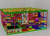 Аттракцион детский лабиринт 6х6х3