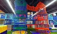 Веревочный лабиринт 6 уровней Улей, фото 1