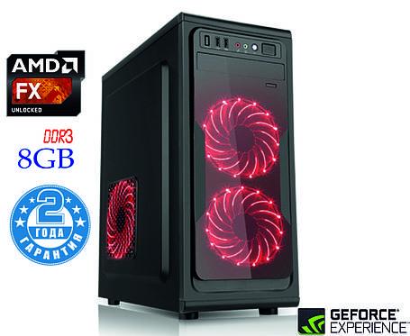 Игровой компьютер NG FX 4300 D3 (FX-4300/DDR3-8Gb/HDD-1Tb/GT1030), фото 2