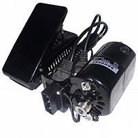 Электропривод для бытовой швейной машины оверлоков 150 Вт