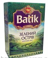 Чай Батик Зеленый остров 90г зел. (30)