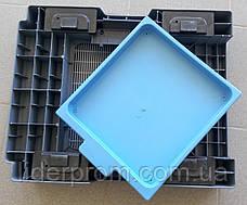 Дно гигиеническое  на 10 рамочный улей, пластик .LYSON Польша, фото 2