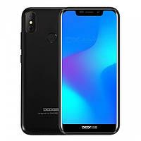 Смартфон Doogee X70 черный (экран 5,5 дюймов, памяти 2Gb RAM/16Gb*БАТАРЕЯ 4000 мАч), фото 1