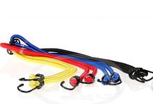 Эластичные ремни (паук) для крепления багажа с крюками 8-ног х 80 см Transport Flex Oktopus Alcа 881 000