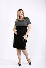 Новинка! женский деловой костюм супер батал большие размеры 42-74, фото 2