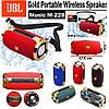 Портативна акустика M-228,MP-3,USB,FM,bluetooth ( Репліка ), фото 10