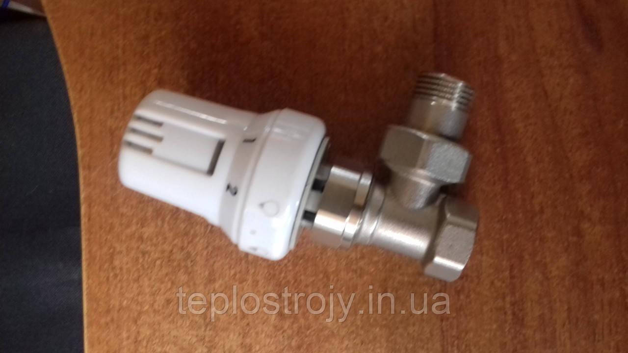 Кран с термоголовой (Украина)