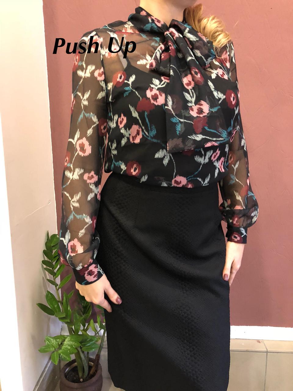 Блузка ROSEMARY 6.792 от Noche Mio! Нарядная, шифоновая блуза