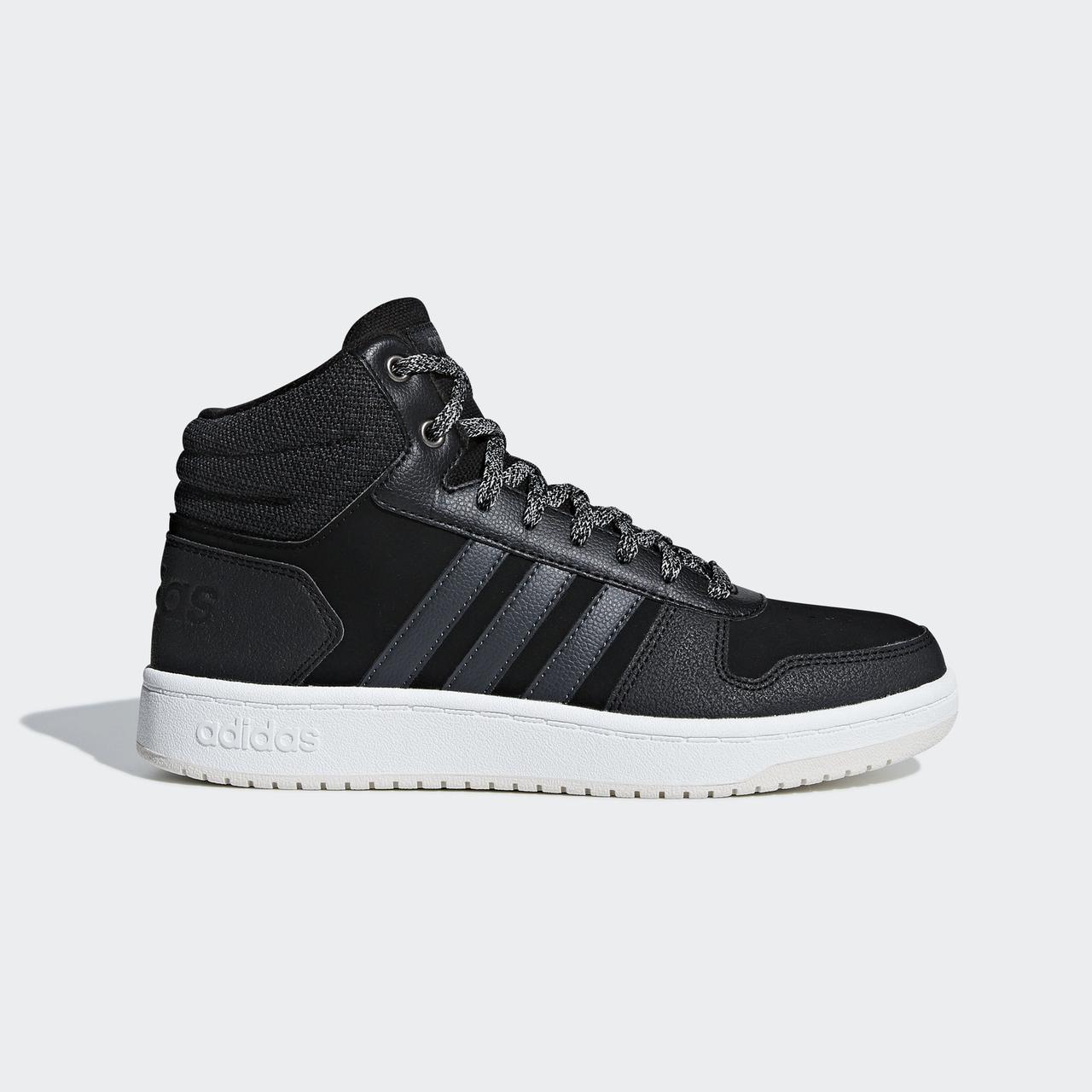 Купить Женские кроссовки Adidas Neo Hoops 2.0 Mid (Артикул  B42110 ... 9823c371998