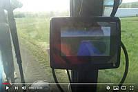 Точность работы Hexagon Ti5 с большой gps антенной(Видео)