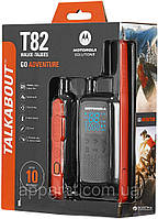 Рации Motorola TALKABOUT T62 BLUE TWIN PACK & CHGR WE