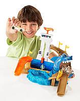 Трек Hot Wheels Охота (атака) на акулу Mattel, фото 1
