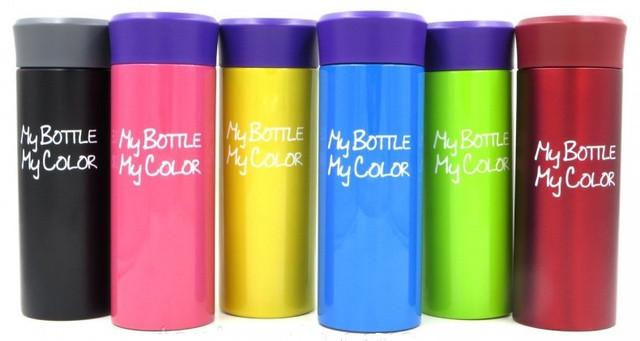Термос (My bottle My color) май ботл май колор 330 мл, H 239