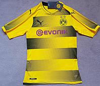 Футболка Боруссия Дортмундсезон 2017-2018 (желтая), фото 1