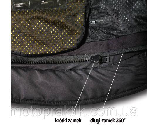 b9764210 Купить Shima STR Jacket, Black/Grey, S Мотокуртка кожаная спортивная ...