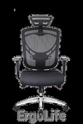 Офисное кресло I-VINO SO-12D Black