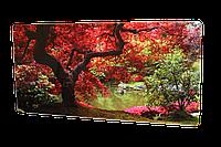Стеклянный обогреватель HGlass Premium IGH 6012 F фотопечать (800Вт)