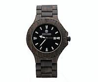 Деревянные наручные часы BlackWood, фото 1