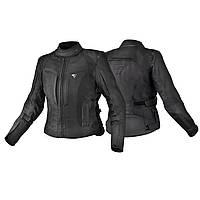Shima Volante Lady Jacket, Black, XS, Мотокуртка текстильная женская, фото 1