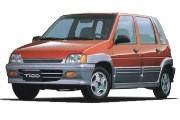 Daewoo Tico (1991-1997)