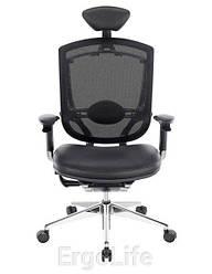 Ергономічне крісло Marrit GT07-39X GREY