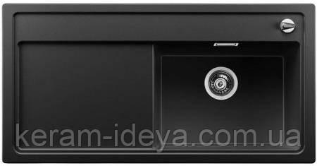 Кухонная мойка Blanco Zenar XL 6 S-F антрацит 523884 правая, фото 2