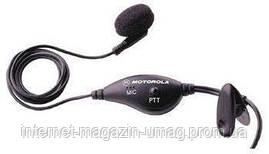Гарнитура  c PTT Motorola 00174
