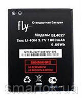 АКБ для Fly BL4027 (1800 mAh) (аккумуляторная батарея Original Quality, AAA)