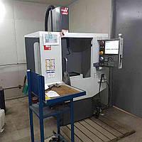 Малогабаритный вертикально-фрезерный центр с ЧПУ Haas Super Mini Mill