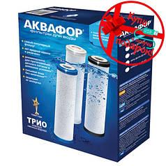 Комплект сменных фильтров Аквафор В510-03-02-07 + Подарок